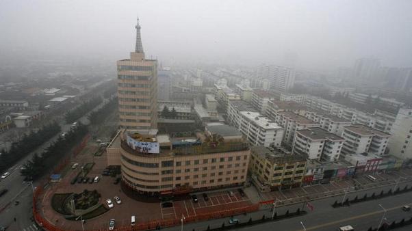 8 مدن صينية تفشل في تحقيق أهداف جودة الهواء في أكتوبر ونوفمبر