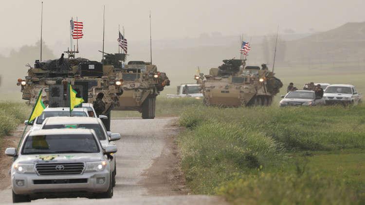 """أنقرة تحذر واشنطن من """"اللعب بالنار""""على الحدود السورية"""