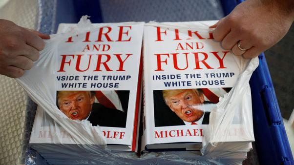 كتاب ينتقد ترامب يتحول إلى عمل تلفزيوني
