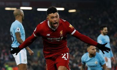 ليفربول يذيق مانشستر سيتي خسارته الأولى بعد لقاء ممتع
