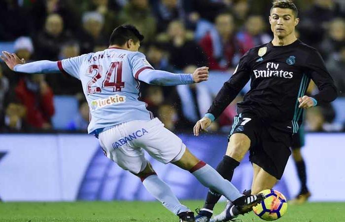 ريال مدريد يتعادل ويصبح على بعد 16 نقطة من برشلونة