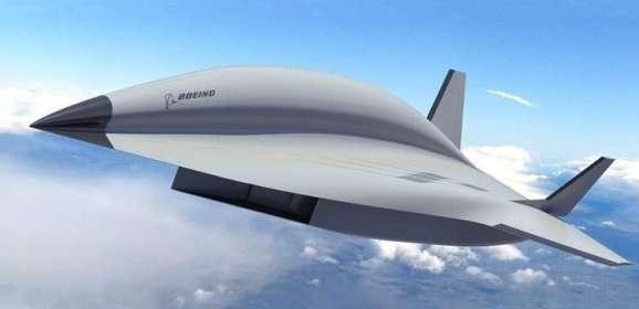 بوينغ تطور طائرتها الفرط صوتية