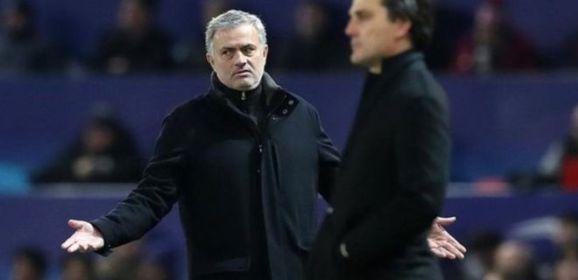 """مورينيو: خروج يونايتد من دوري الأبطال """" ليس بالأمر الجديد"""""""