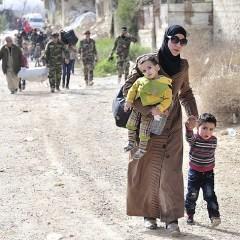 Россия завершила гуманитарную операцию в Восточной Гуте