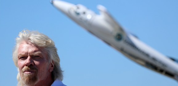 Saudi Arabia to invest in Branson's Virgin as part of plan to reshape kingdom's economy