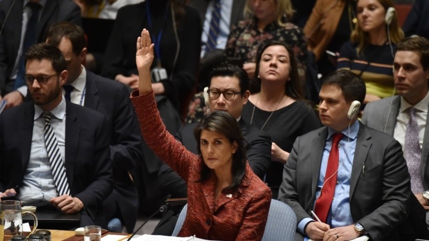 UNSC fails to pass 3 resolutions on Syria 'chem attack' as Russia calls for restraint