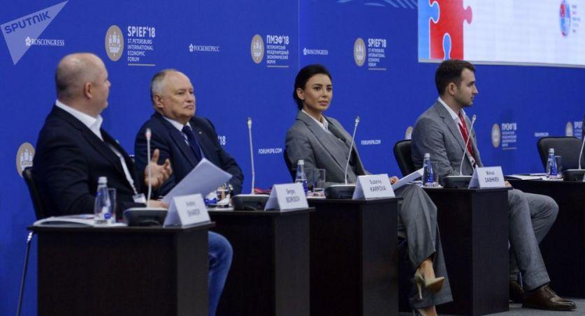 عقب لقاء بوتين… المستثمرون الأجانب متفائلون ويعتزمون مواصلة العمل في روسيا