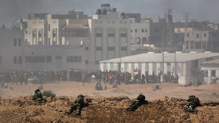 واشنطن تحبط بيانا أمميا يدين قتل الفلسطينيين في غزة
