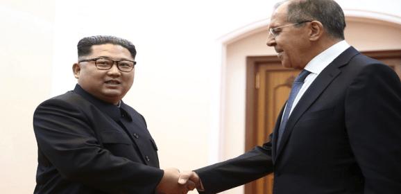 زعيم كوريا الشمالية: نثمن عاليا نهج الرئيس بوتين الهادف لمواجهة الهيمنة الأمريكية