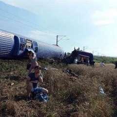 ارتفاع حصيلة قتلى القطار التركي إلى 24