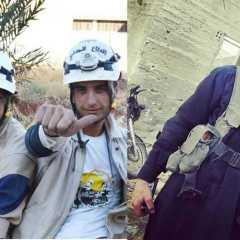 """الخوذ البيضاء… الأيادي السوداء _ إسرائيل تساعد متطوعي """"الخوذ البيضاء"""" على الفرار إلى الأردن"""
