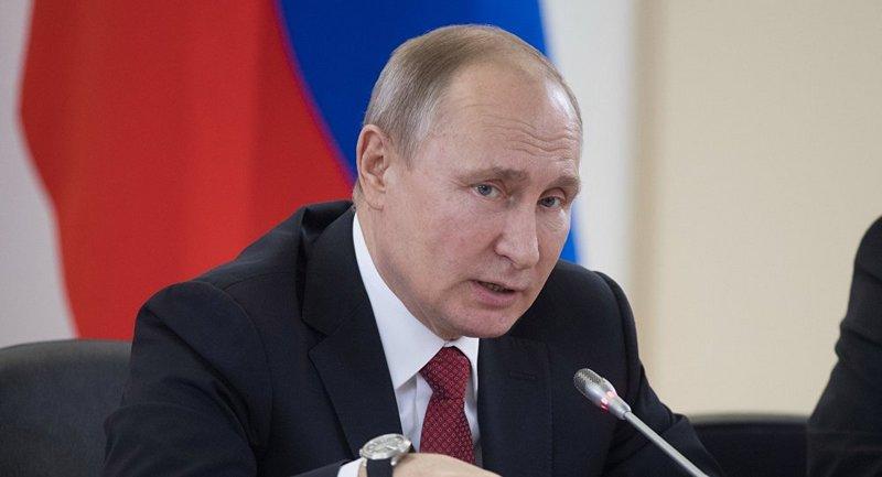 بوتين: لا يلوح في الأفق تنفيذ أي عمليات عسكرية واسعة النطاق في إدلب