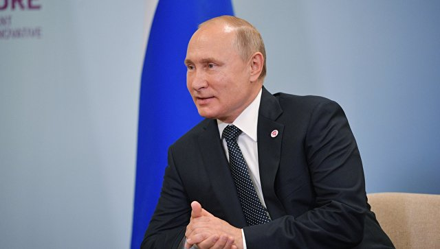 Путин и Моди пообщались на полях саммита в Сингапуре