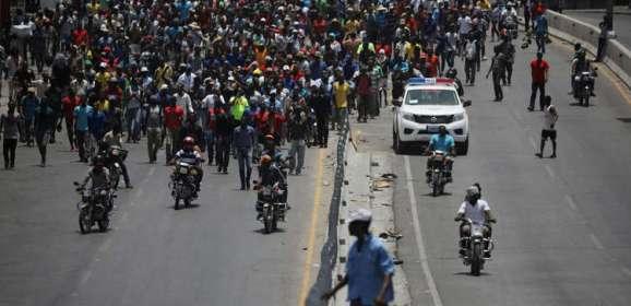 سبعة قتلى حصيلة احتجاجات هايتي في أسبوع