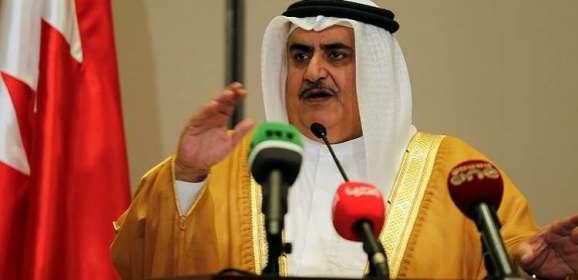 المنامة: لولا طهران لكنا الآن أقرب من حل القضية الفلسطينية