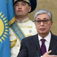 توكايف: تطوير التحالف مع روسيا أولوية لنا