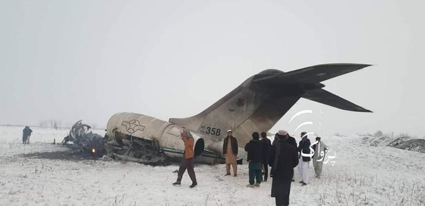 موقع ايراني: مقتل المسؤول عن اغتيال سليماني في إسقاط المروحية في أفغانستان