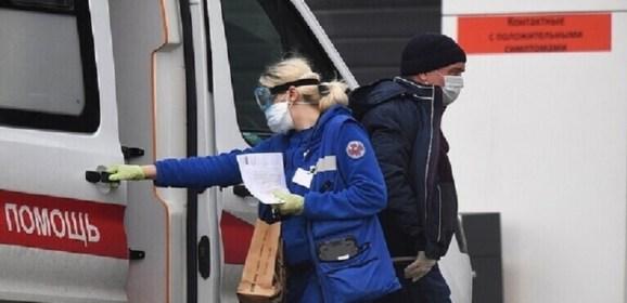 مقتل 4 أشخاص في انهيار بمركز للتسوق قيد البناء في روسيا