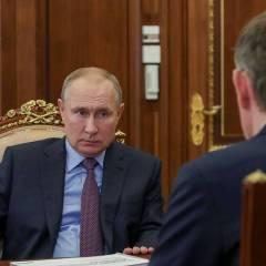 Путин: потребители должны чувствовать результат от усилий по сдерживанию цен на продукты
