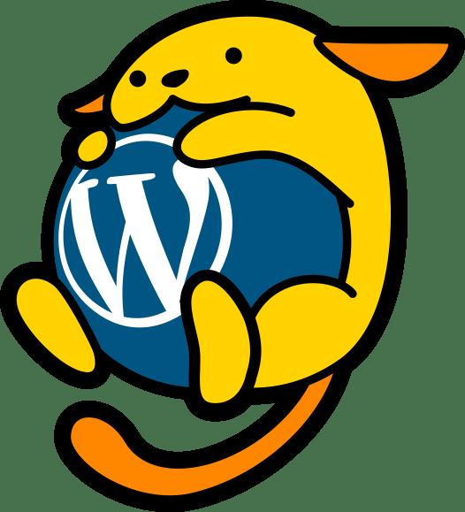 Wapuu – официальный талисман WordPress