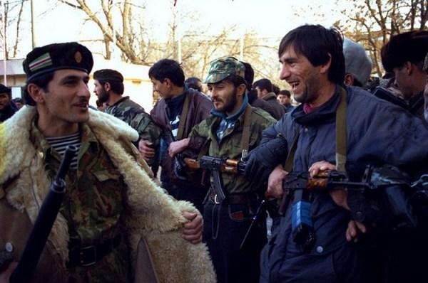 Фото недели: Первая чеченская война