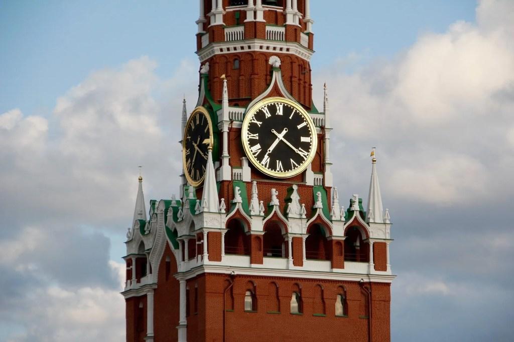 Che ore sono a Mosca? Una delle 7 cose su Mosca che mi chiedono sempre.