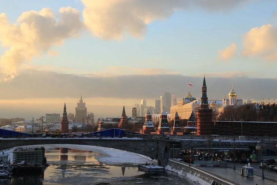 Temperatura a Mosca? Una delle 7 cose su Mosca che mi chiedono sempre.