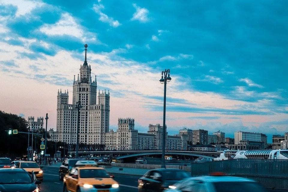 Viaggio a Mosca fai da te.