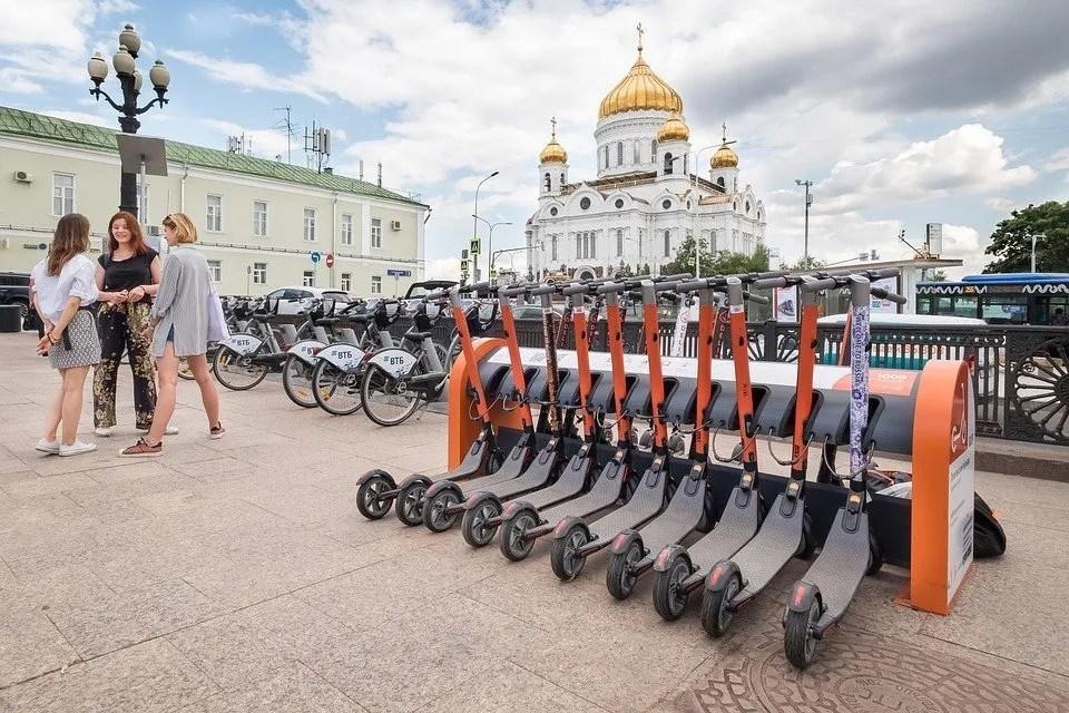 i verbi di movimento russi.