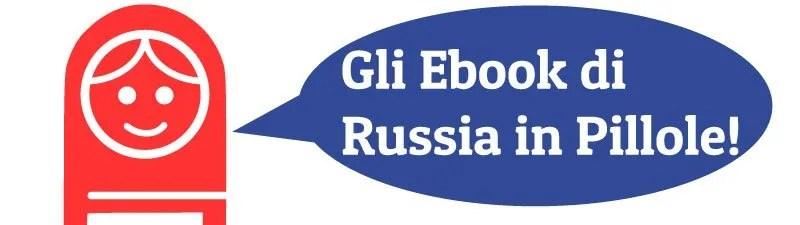 ebook di russia in pillole