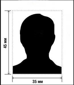 Размер фото на паспорт рф в 2020 году - требования ...
