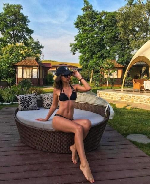 Svetlana russian bridesmaid