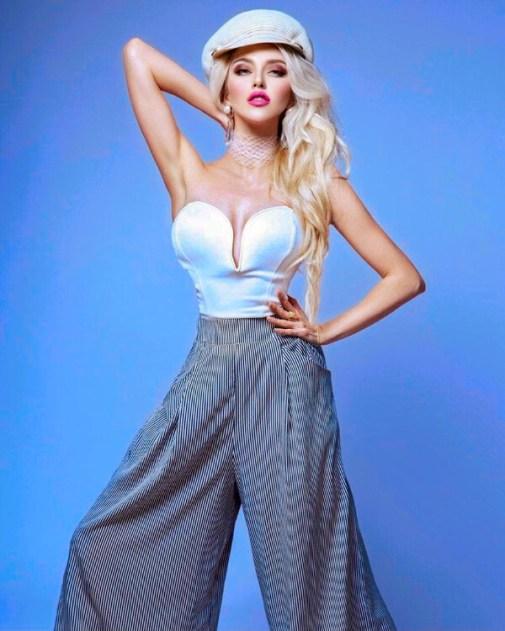 Anastasiya russian bridesmaid