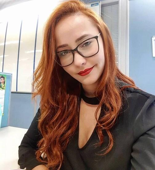 Jéssica russian bridesmaid