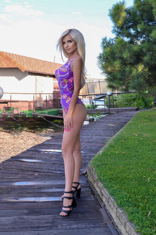 Daria russian bridesmaid