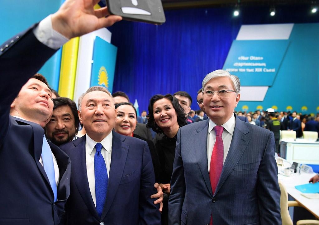 Казахстан: Токаев «получает добро» на участие в ...