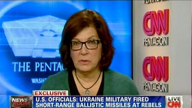 CNN: США засекли пуск баллистических ракет с украинской территории
