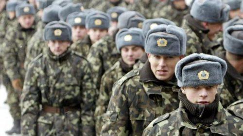 Бойцы «сильнейшей армии на континенте» умирают от холода