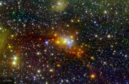 Ученые выдвинули новую версию происхождения Вселенной