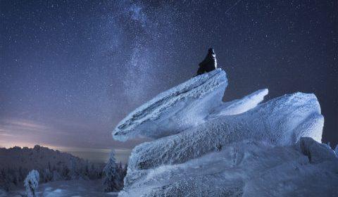 Русская зима: 30 самых красивых уголков страны