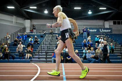 На чемпионате по бегу 99-летний ветеран обогнал 92-летнего соперника