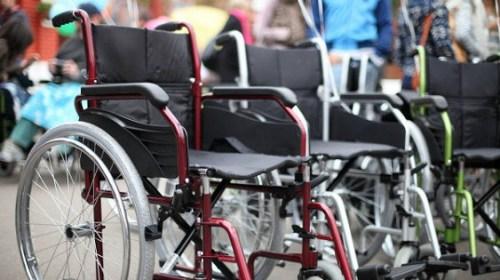 Челябинские школьники собрали гибрид инвалидной коляски и электросамоката