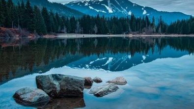 В Канаде учёные нашли миллионы озёр с «первобытной» водой