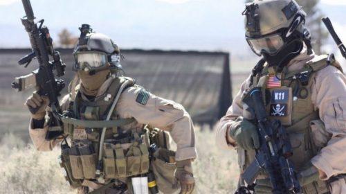 В Канаде полиция на вертолете ловила детей, укравших конфеты