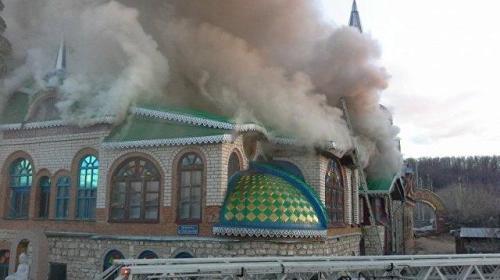 Религиозные войны в год Огненного Петуха
