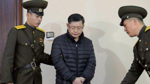 Власти КНДР освободили арестованного в 2015 году пастора из Канады