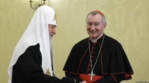 Отчет патриарха о проделанной работе