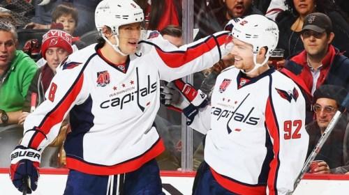 Форвард «Вашингтона» Овечкин признан первой звездой игрового дня в НХЛ