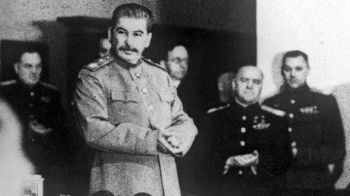 Пять информационных ударов Сталина