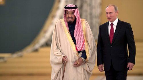 Нефть, оружие и атомная энергетика: главные итоги визита короля Саудовской Аравии в Москву